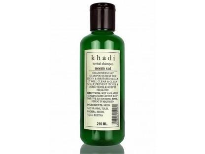 Khadi Herbal Neem Sat Shampoo | Khadi Products | Scoop.it