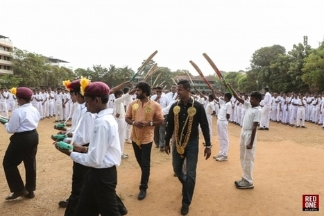 (Photos) Malinga and Kulasekara at Hindu College cricket nets opening ceremony | Sri Lanka Cricket | Scoop.it