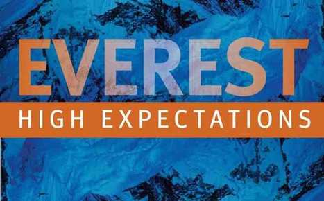 Everest book celebrates climbing, publishing firsts - Pique Newsmagazine | eBook News & Reviews | Scoop.it