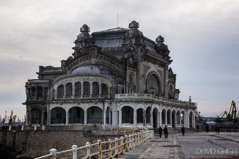 Constanta Casino: From Art Nouveau to Present Ruin | Abandoned Houses, Cemeteries, Wrecks and Ghost Towns | Scoop.it