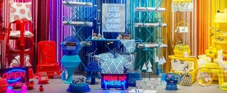 15 Creative Examples of Branded Pop-Up Shops | Event Marketing Resources | Scoop.it
