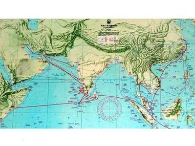 The Nautical Charts of Zheng He | Australian Curriculum History | Scoop.it