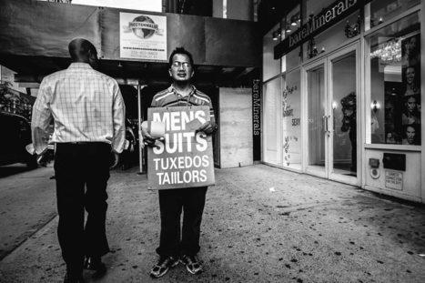 Streets of NY | Karim Haddad | fuji x100 | Scoop.it
