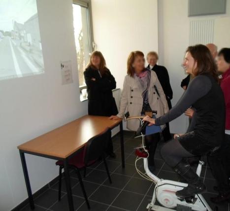Créer un vélo interactif pour voyager à travers le monde | Cabinet de curiosités numériques | Scoop.it