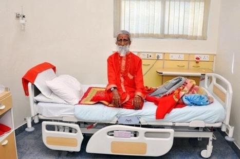 Holy man in india claims he didn't eat or drink for 70 years - Fact | Sorry I Can | www.sorryican.com | Scoop.it