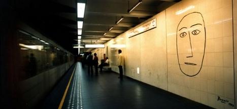 Après les attentats, les portraits de la station Maelbeek ont «pris une autre dimension» | Cultures & Médias | Scoop.it