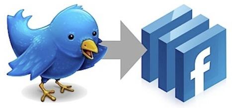 Votre compte personnel Facebook et Twitter, bientôt liés | SocialWebBusiness | Scoop.it