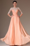 eDressit 2014 New Embroidered Lace Top & Sleeves Gown ... | wedding dress | Scoop.it