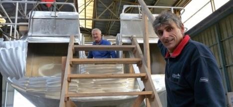 Caen investit depuis 5 ans dans l'industrie nautique - Tendance Ouest | #Redressement Productif | Scoop.it