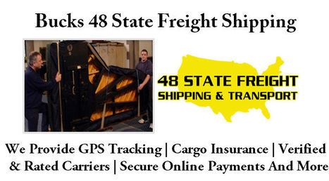 Bucks 48 State Freight Shipping Reviews and Ratings | Moving Companies Reviews | Scoop.it