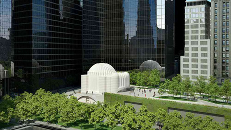 The WTC's Security Center Will be Topped By an Elevated Park | Security | Scoop.it