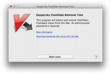 Virus Flashback: Comment désinfecter son Mac ? | Time to Learn | Scoop.it