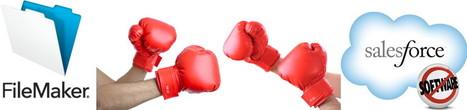 Salesforce vs. FileMaker | CRM | Scoop.it