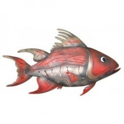 Mexican Red Fish Wall Decor Wall Art | Mexican Red Fish Wall Decor Wall Art | Scoop.it