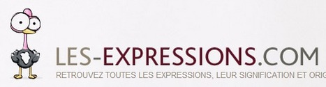 LES EXPRESSIONS - Dictionnaire des expressions | Teaching | Scoop.it