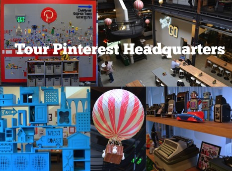 San Francisco Headquarters of Pinterest Are Anything But High Tech! | Pinterest | Scoop.it