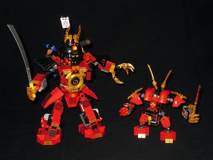 Coffre a lego: Lego Ninjago Playthèmes - 70500   Enfants   Scoop.it