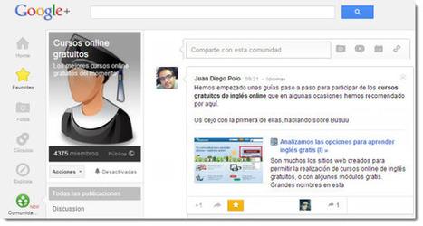 5 tips para guardar publicaciones que nos interesen de las Comunidades de Google+ | Comunicación cultural | Scoop.it