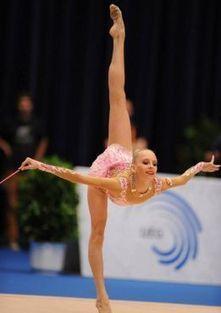 Las mejores gimnastas del mundo, en el Euskalgym