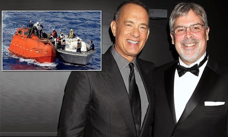 Tom Hanks's Captain Phillips is a hero: crew say he risked their lives | Radio Showprep Material | Scoop.it
