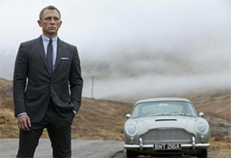 How 3D printed cars were created to spare the priceless original while filming Skyfall | DIY Manufacturing / 3d Printing | Scoop.it