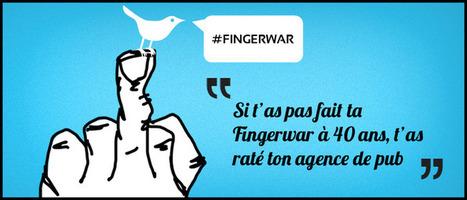 Mass following VS #FingerWar : décryptage d'un bad buzz contrôlé | Geekettezvous | Scoop.it