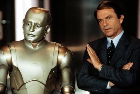 12 фильмов об искусственном интеллекте — С комментариями эксперта института «Стрелка» | TV & Kinotrends | Scoop.it