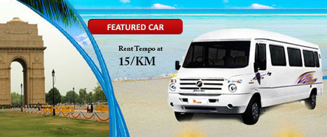 Tempo Traveller rate per km in delhi | Tempo Traveller on Rent | Scoop.it