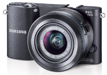 Samsung NX1100 camera available now for $600 - SlashGear | How To Take Better Photographs | Scoop.it