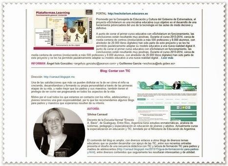Inés Dussel: Escuela y saberes en la cultura digital | Aprendizaje 2.0 | Scoop.it