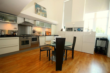 Comfortable Two Bedroom Apartment in Vauxhall LSV, London - RatedApartments | Serviced Apartments in London | Scoop.it