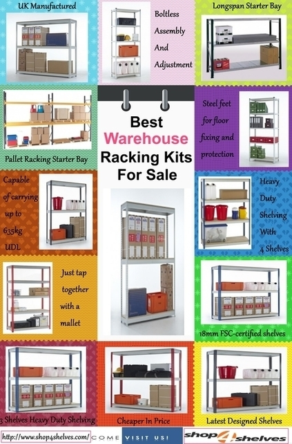Top shelving systems online | Shop for shelves | Scoop.it