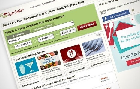 Priceline Snaps Up OpenTable for $2.6 Billion in Cash | Digital-News on Scoop.it today | Scoop.it