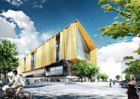 A New Central Library for Christchurch and its Recovery Plan | sustainable architecture | Scoop.it