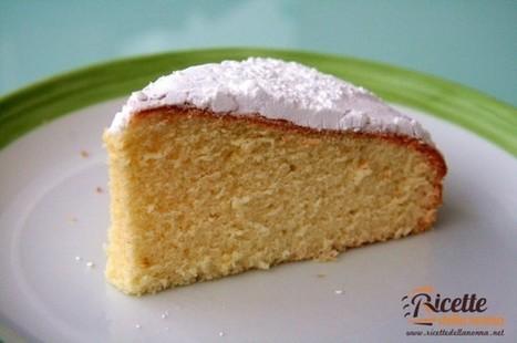 Torta Margherita | Ricette della Nonna | ricette della tradizione | Scoop.it