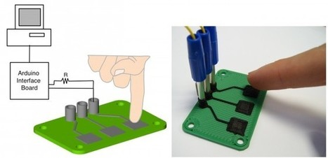 3D-Print Circuits With Innovative Conductive Plastic | 3D Printing and Fabbing | Scoop.it