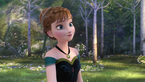 'Frozen' Becomes the Highest-Grossing Animated Film Ever | Entertainment Industry | Scoop.it