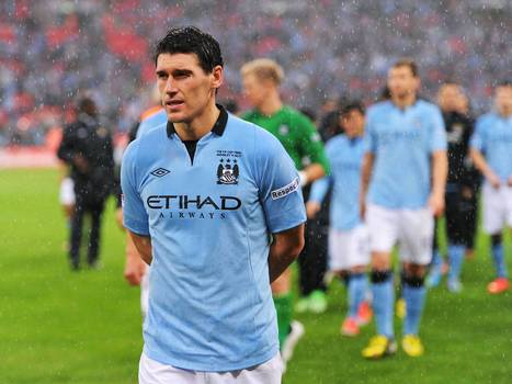 Transfer news: Everton may offer Gareth Barry way out of Manchester City but ... - The Independent   Barclays Premier League   Scoop.it