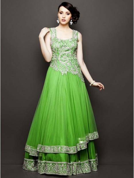 Lehenga Choli  | Buy Lehenga with Long Choli | bharatplaza fashion gallery | Scoop.it
