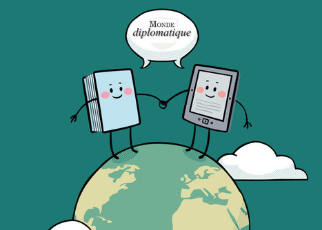 Le Monde diplomatique, une nouvelle façon de lire en ligne | internetbroadcast | Scoop.it