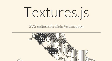 Textures.js – A #JavaScript library for creating SVG patterns | Tecnología Web & Móvil | Scoop.it