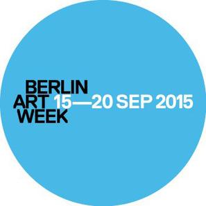 Berlin Art Week 2015 | e-flux - E-Flux | Deutschland | Scoop.it