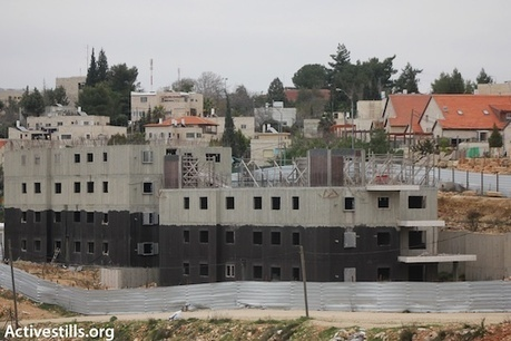 Streamlining the theft of Palestinian land | +972 Magazine | Occupied Palestine | Scoop.it