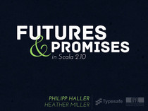 Futures and Promises in Scala 2.10 // Speaker Deck | playframework | Scoop.it