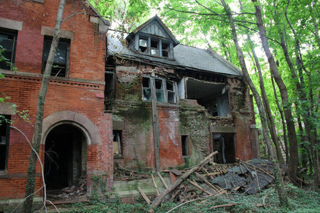 The Abandoned Island in the Middle of New York | Modern Ruins | Scoop.it