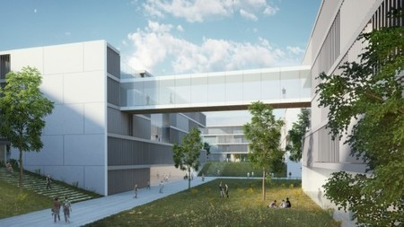 [Beer Sheva, Israel] BGU University North Campus Master Plan / Chyutin Architects | The Architecture of the City | Scoop.it