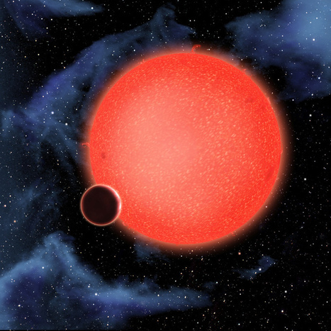 Know How Super-Earths can help to Track Water-Rich Atmospheres | Astrobiology Magazines | Scoop.it