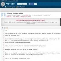 Des clés pour débloquer des milliers d'ordinateurs victimes d'un ransomware | Libertés Numériques | Scoop.it