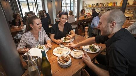 Les plats de partage, nouvelle tendance des restaurants parisiens | Gastronomie Française 2.0 | Scoop.it