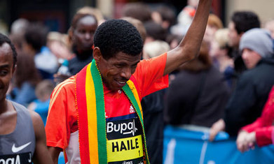 Haile Gebrselassie: 'In long distance, you have to be patient' | Training to your potential | Scoop.it